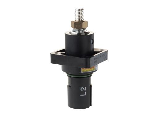 POWERLOCK 660A • Embase drain Ph2 Noire M12 - 1000V