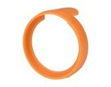 NEUTRIK • Bague pour fiche série NPXX orange-neutrik