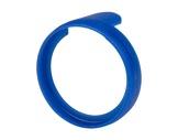NEUTRIK • Bague pour fiche série NPXX bleu-cablage