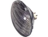 GE • PAR56MFL 500W 120V GX16D 4000H-lampes