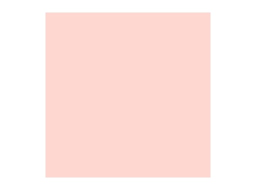 Filtre gélatine ROSCO SUPERGEL Rose Tint - rouleau 7,62m x 0,61m