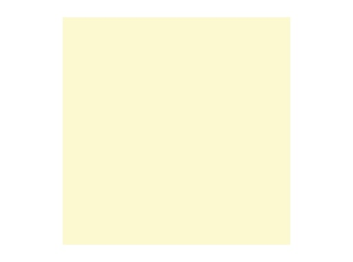 ROSCO SUPERGEL • Pale Yellow Feuille 0,50m x 0,61m