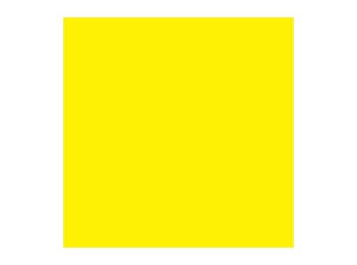 ROSCO SUPERGEL • Medium Yellow Feuille 0,50m x 0,61m