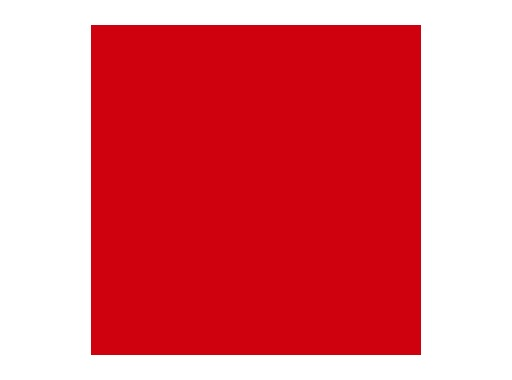 ROSCO SUPERGEL Red Diffusion - feuille 0,50m x 0,61m