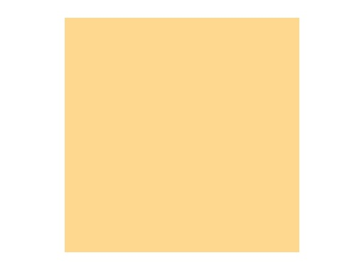 ROSCO SUPERGEL • Straw tint Feuille 0,50m x 0,61m