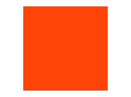 ROSCO SUPERGEL Deep Amber - feuille 0,50m x 0,61m
