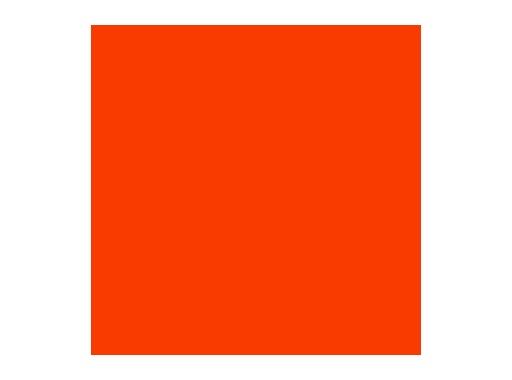 ROSCO SUPERGEL • Orange Feuille 0,50m x 0,61m