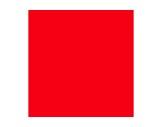 Filtre gélatine ROSCO SUPERGEL Scarlet - rouleau 7,62m x 0,61m-consommables