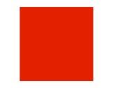 Filtre gélatine ROSCO SUPERGEL Orange Red - rouleau 7,62m x 0,61m-consommables