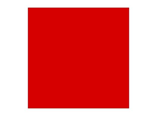 ROSCO SUPERGEL • Light Red Feuille 0,50m x 0,61m