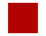 ROSCO SUPERGEL • Medium Red Feuille 0,50m x 0,61m-consommables