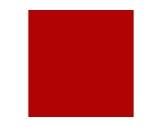 ROSCO SUPERGEL • Medium Red Feuille 0,50m x 0,61m