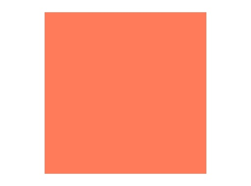 Filtre gélatine ROSCO SUPERGEL Light Salmon Pink - rouleau 7,62m x 0,61m