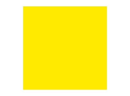 Filtre gélatine ROSCO SUPERGEL Canary - rouleau 7,62m x 0,61m