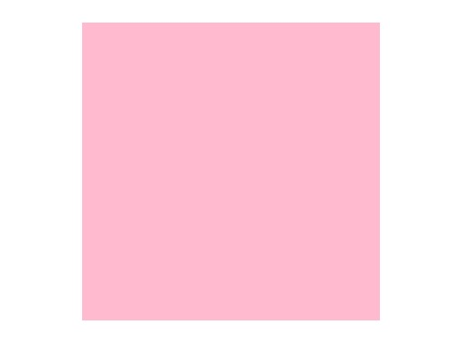 ROSCO SUPERGEL • No color pink Feuille 0,50m x 0,61m