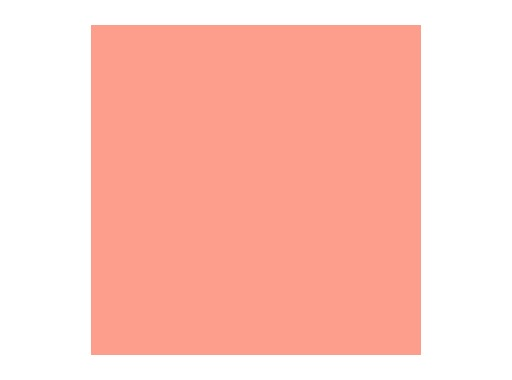 ROSCO SUPERGEL • Shell Pink - Rouleau 7,62m x 0,61m