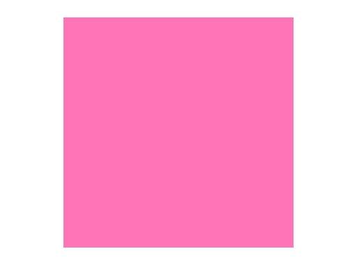 ROSCO SUPERGEL • Billington Pink Feuille 0,50m x 0,61m