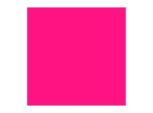 ROSCO SUPERGEL Broadway Pink - feuille 0,50m x 0,61m