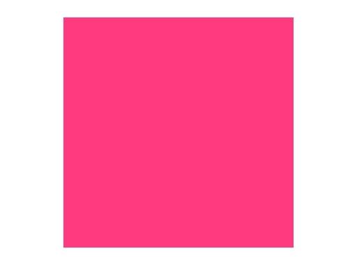 ROSCO SUPERGEL • Neon Pink Feuille 0,50m x 0,61m