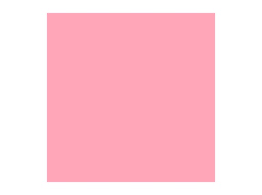 ROSCO SUPERGEL • Light Pink Feuille 0,50m x 0,61m