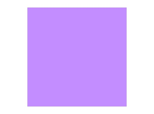 ROSCO SUPERGEL • Middle Lavender Feuille 0,50m x 0,61m
