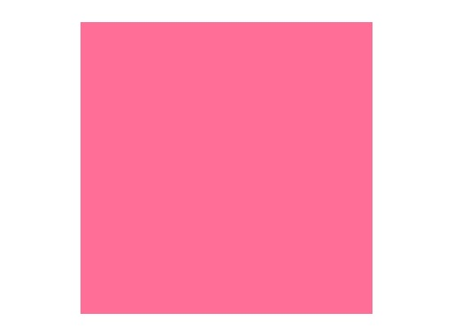 ROSCO SUPERGEL • Medium Pink Feuille 0,50m x 0,61m