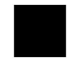 Filtre gélatine ROSCO SUPERGEL Cinefoil noir mat - rouleau 7,62m x 0,61m
