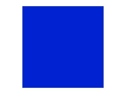 Filtre gélatine ROSCO SUPERGEL Sapphire Blue - rouleau 7,62m x 0,61m