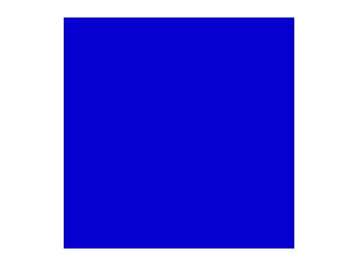 ROSCO SUPERGEL • Midnight Blue - Rouleau 7,62m x 0,61m