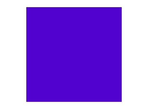 ROSCO SUPERGEL • Royal Blue - Rouleau 7,62m x 0,61m