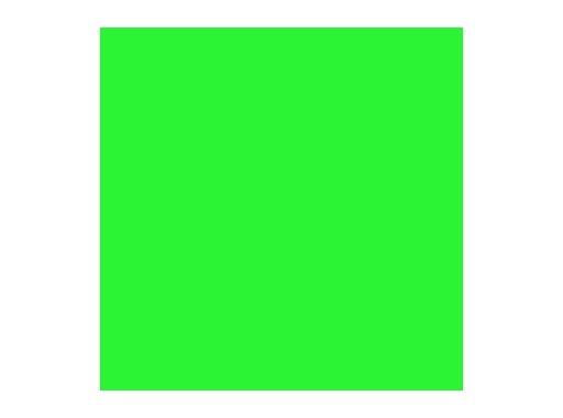 ROSCO SUPERGEL • Chroma Green - Rouleau 7,62m x 0,61m