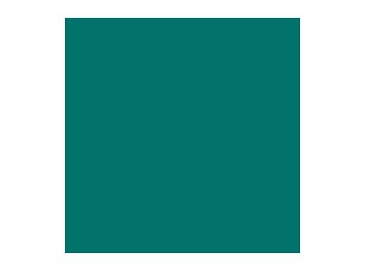 ROSCO SUPERGEL • Teal Green Feuille 0,50m x 0,61m