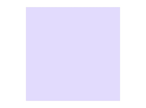 ROSCO SUPERGEL • Pale Lavender Feuille 0,50m x 0,61m