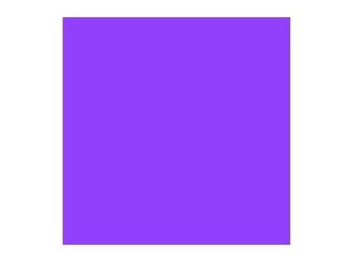 ROSCO SUPERGEL • Deep Lavender - Rouleau 7,62m x 0,61m
