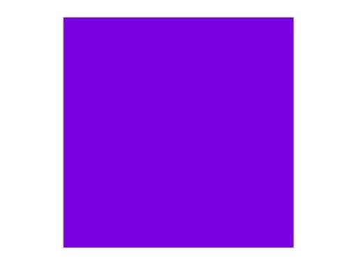 ROSCO SUPERGEL • Indigo - Rouleau 7,62m x 0,61m