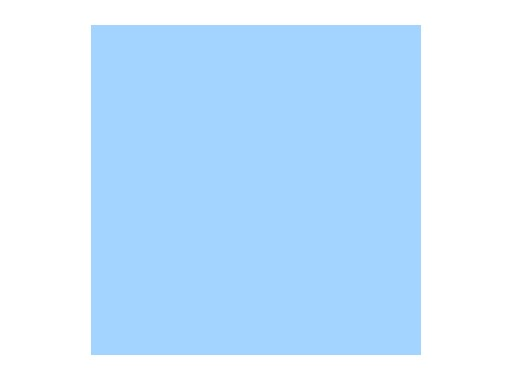 ROSCO SUPERGEL • Pale Blue Feuille 0,50m x 0,61m