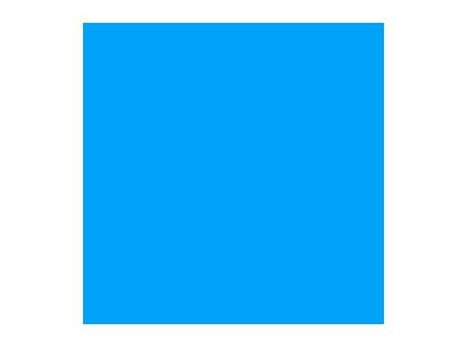 ROSCO SUPERGEL • Brillant Blue Feuille 0,50m x 0,61m