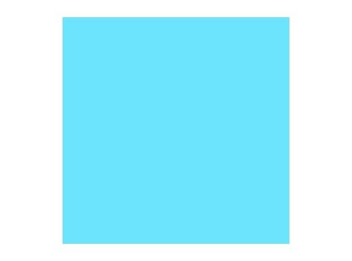 Filtre gélatine ROSCO SUPERGEL Nile Blue - rouleau 7,62m x 0,61m