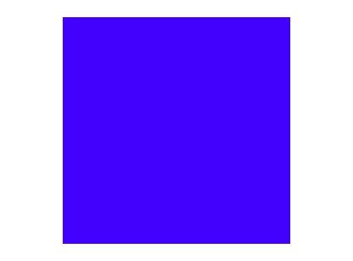 ROSCO SUPERGEL • Night Blue - Rouleau 7,62m x 0,61m