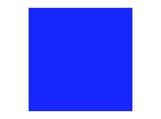 ROSCO SUPERGEL • Bright Blue Feuille 0,50m x 0,61m