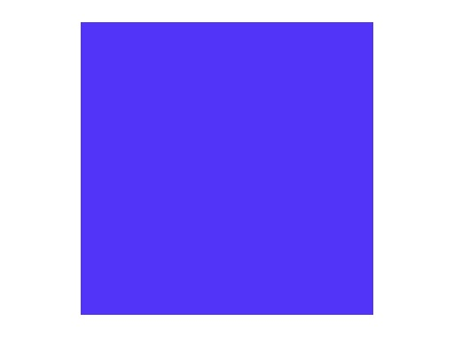 ROSCO SUPERGEL • Surprise Blue Feuille 0,50m x 0,61m