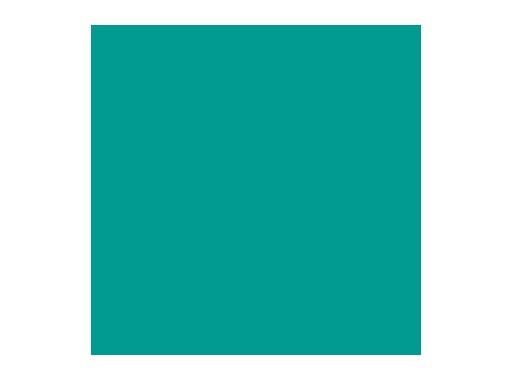 Filtre gélatine ROSCO SUPERGEL Medium Blue Green - rouleau 7,62 x 0,61