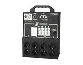 RVE • Gradateur Cube 4 X 1,4 Kw DMX512 & 0/10V 4PC doubles-controle
