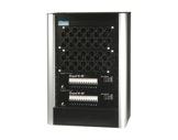 RVE • ARMOIRE EASYCAB 24 x 10A PC + interdifférentiel-gradateurs