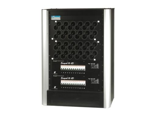 RVE • ARMOIRE EASYCAB 24 x 10A PC + interdifférentiel + DPN