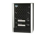 RVE • ARMOIRE EASYCAB 24 x 10A PC + interdifférentiel + DPN-gradateurs
