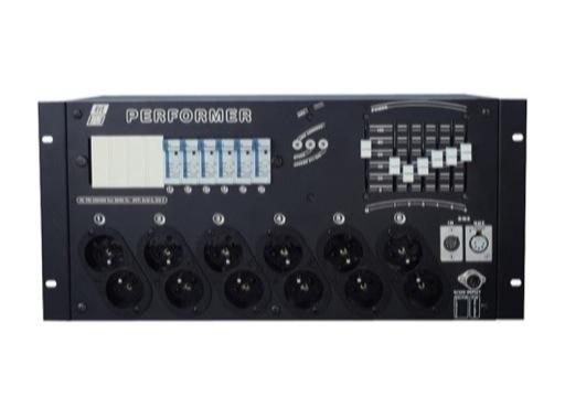 RVE • Gradateur PERFORMER 6X10A + option DPN par circuit