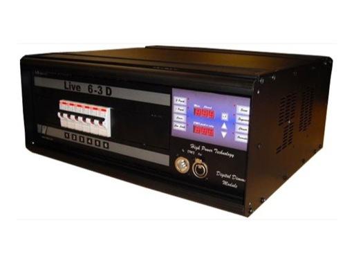 RVE • LIVE PORTABLE 6x3 kW PRISES 10/16A NF + DPN