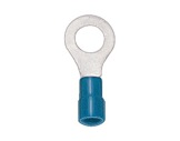 SES • Cosses à oeil bleu Ø 4,3 câble 1 à 2,5mm2 (les 100)-cablage