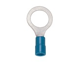 SES • Cosses à oeil bleu Ø 6,5 câble 1 à 2,5mm2 (les 100)-cablage
